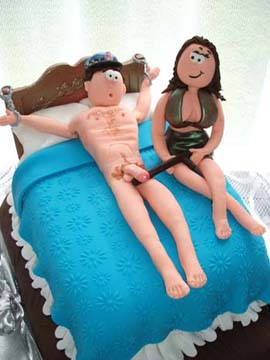 See-has-him-by-the-balls-naked-tied-down-to-a-bed-erotic-sexy-cake