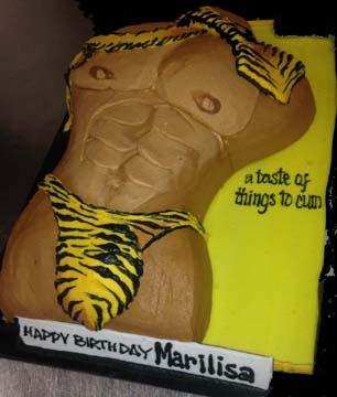 Tarzan-king-of-the-jungle-bulging-shorts-and-tie-sexed-torso