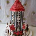 Too-Tall-circular-tower-gingerbread-house-custom-model